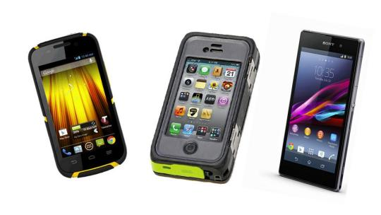 3 super tough mobile devices