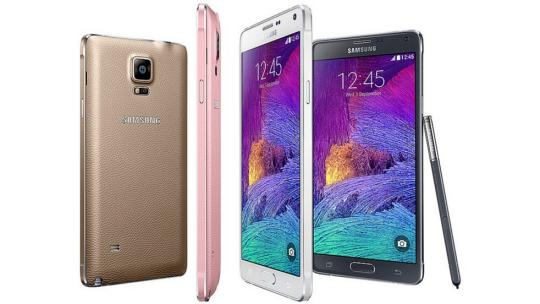 Samsung Galaxy Note 4s