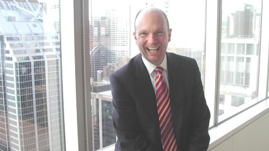 Origin Energy chairman, Gordon Cairns