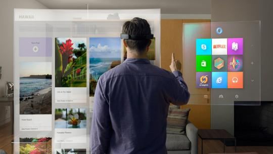 Windows HoloLens