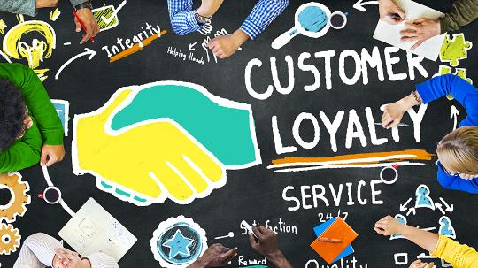 Customer Loyalty graphic