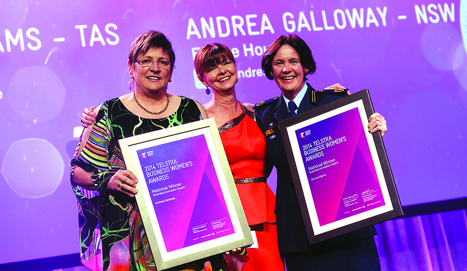 telstra business women's awards