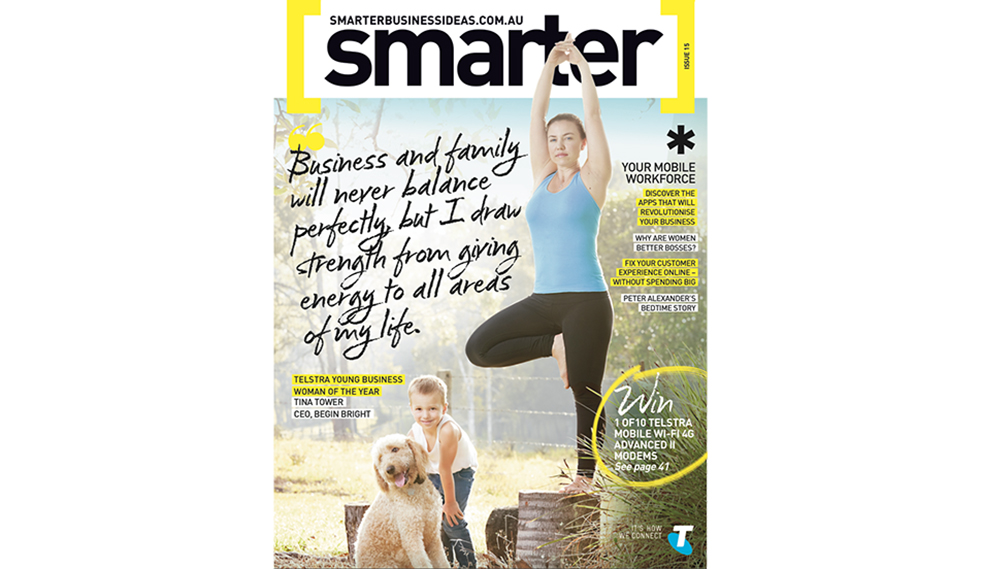 Smarter Business Ideas Issue 15