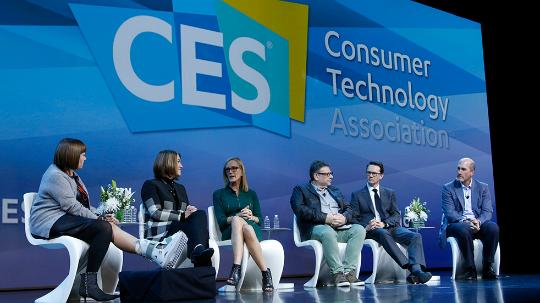 An opening panel of experts for CES 2016