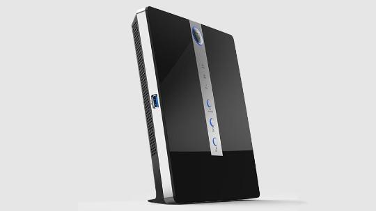 Product shot of the Telstra Gateway Pro