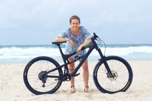 Jen Geale, Mountain Bikes Direct