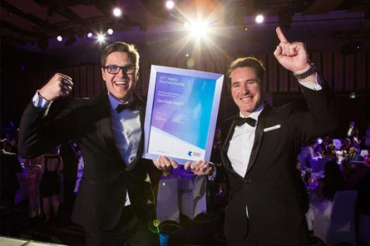 SA Telstra Business Award Winners