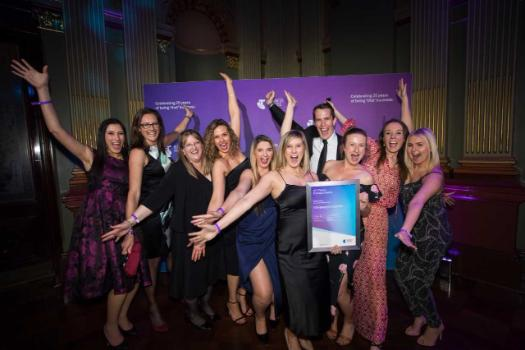 MS charity takes top award at Telstra NSW Business Awards