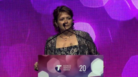 2014 Telstra Business Women's Awards NT winners
